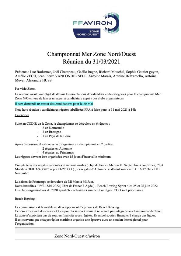 Calendrier Ffa 2022 Du nouveau pour la mer   L'aviron en Normandie